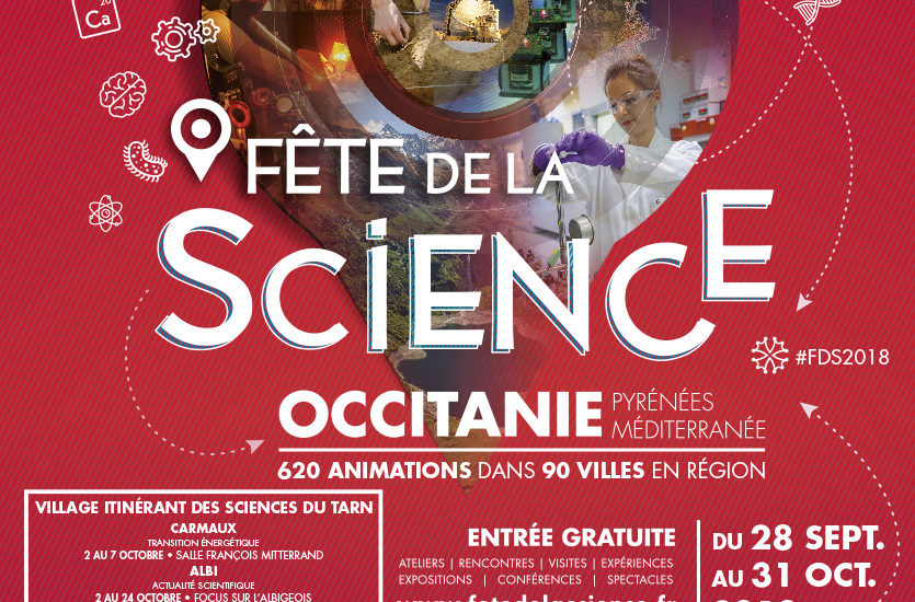 Fête de la science Tarn